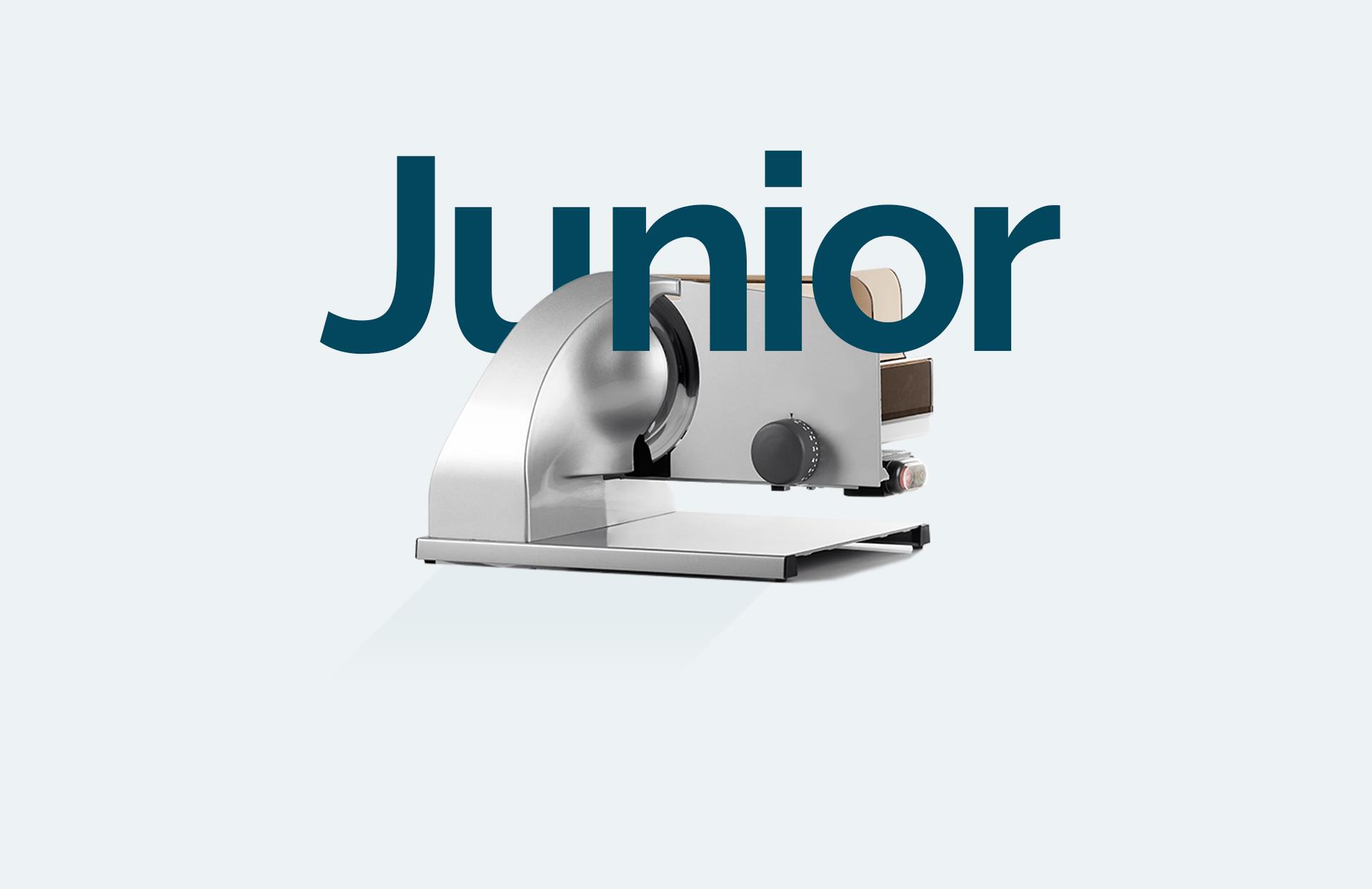 trancheuses professionnelles Junior