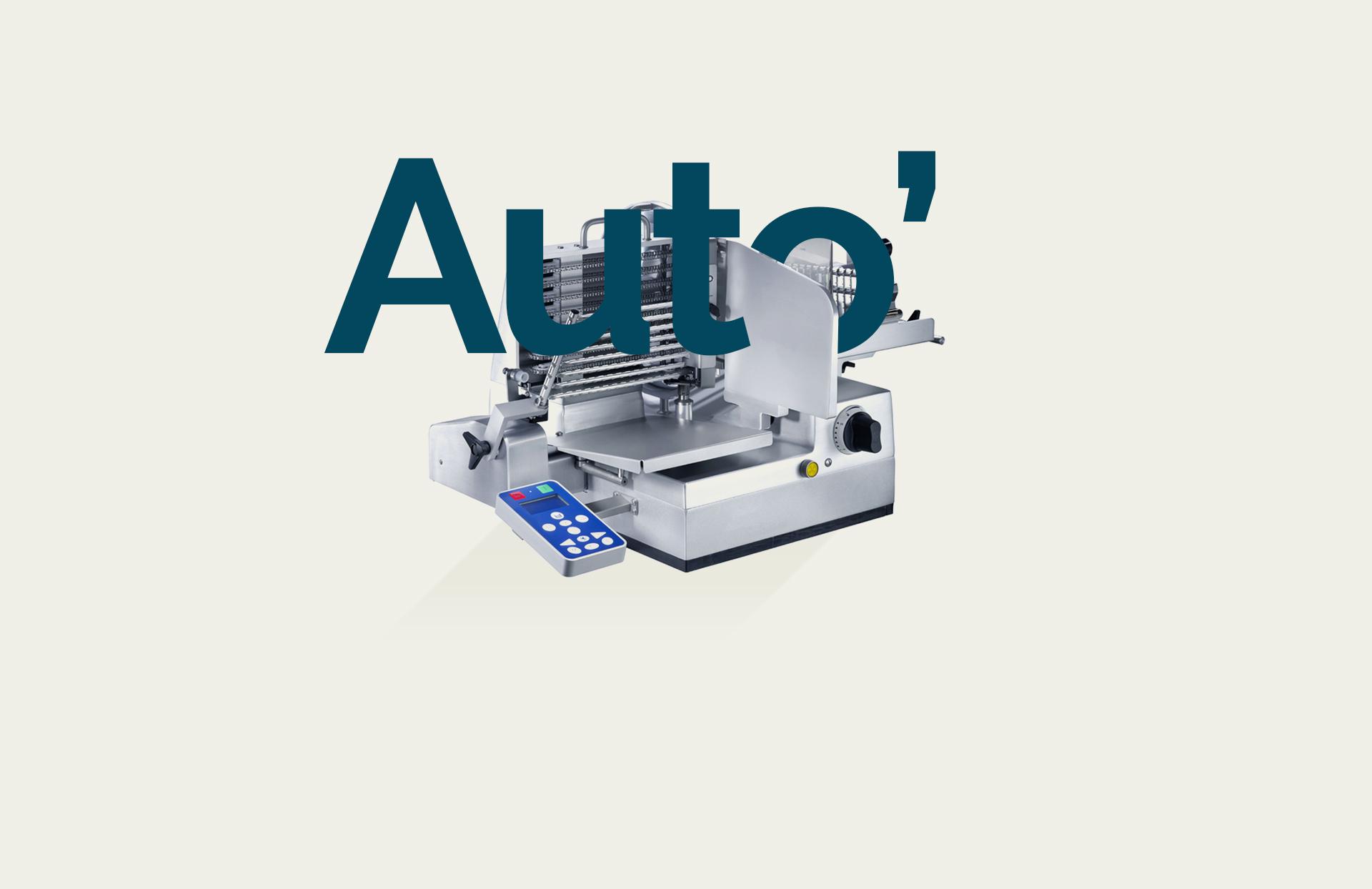 trancheuses automatiques gamme Auto